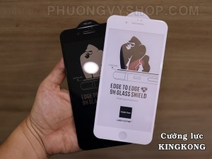 Dán cường lực iPhone SE 2020 - KINGKONG trong suốt